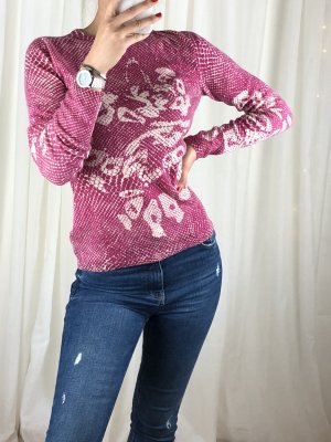 Toosha Long Sweater multicolored cashmere