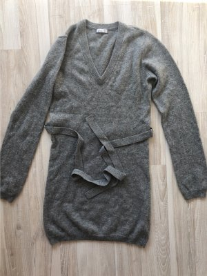 Avanti Long Sweater light grey