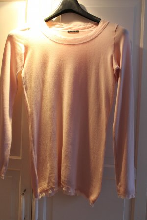 Pulli in hell-rose von Sisley (Benetton) Gr. 36/38, S/M