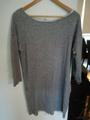 Pulli Longpullover Pullover Kleid Oversize