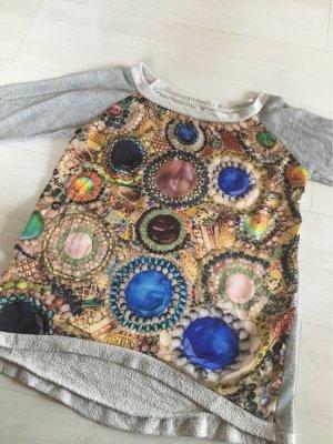 Jersey de manga corta multicolor