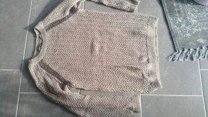 Pulli mit Lochmuster Größe S von Mango Suit