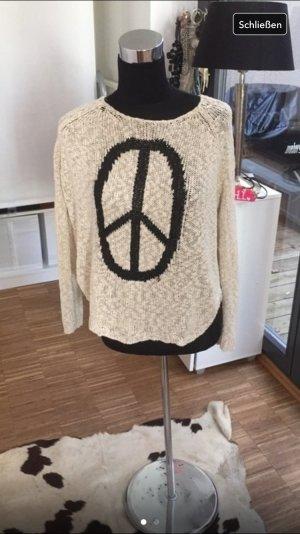 Pulli mit Peace-Zeichen