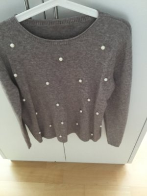 Jersey de lana multicolor