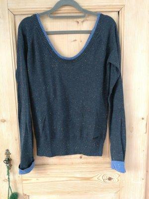 Bench Kraagloze sweater veelkleurig