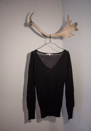 Tally Weijl V-Neck Sweater black