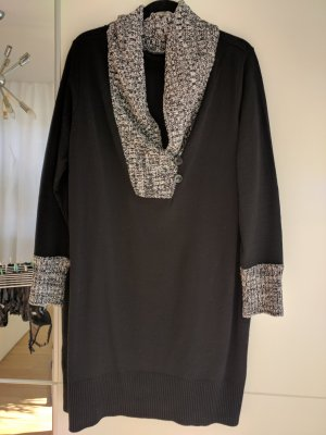 b.p.c. Bonprix Collection Abito maglione nero