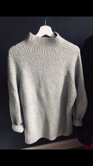 Pulli, ovezised, Wolle, Winter, grau, H&m, zara, Mango, clean chic, Pullover, COS