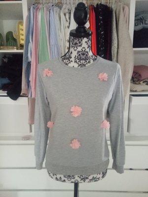 Pulli Pullover Blogger Rose Rosa M 38 Shirt