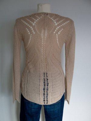Pulli / Pullover mit schönem Rücken von Aniston Gr. 34