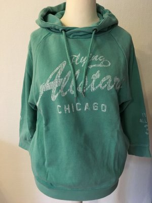Pulli Pullover oversized Hoodie mit Kapuze Gr. S