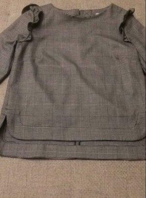 Pulli / Pullover/ Shirt/ Rüschen / Volants/  Karo