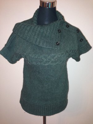 Pulli Pullover Strick s. Oliver gr 36 nur 1x getragen grün