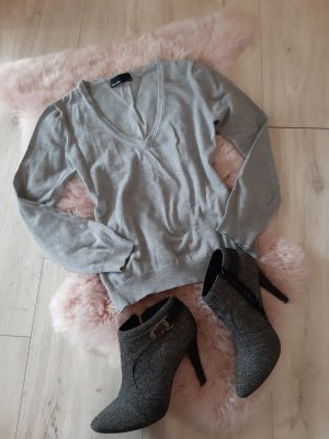 Pulli Pullover Vero Moda grau Herbst