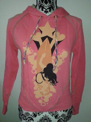 Pulli * Sweater * Kapuze * Levis * pink * S
