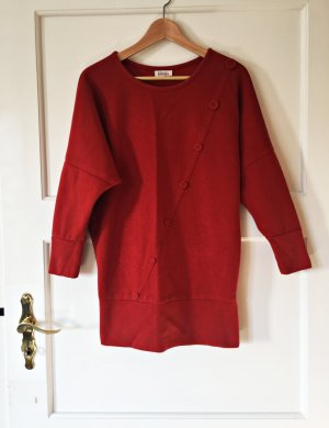 Kling Long Sweater brick red