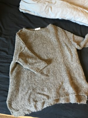 American Vintage Coarse Knitted Sweater multicolored