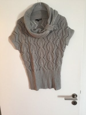 Tally Weijl Fine Knitted Cardigan light grey