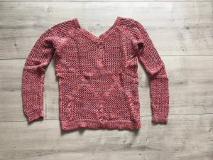 Tommy Hilfiger Denim Coarse Knitted Sweater multicolored