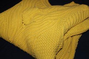 Vero Moda Maglione oversize giallo neon Cotone