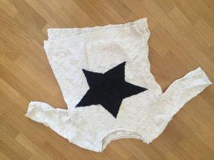 Pulli von ZARA mit Stern