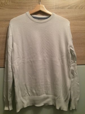 Pulli weiss Tom Tailor