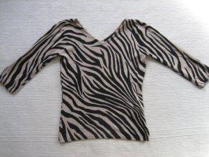 pulli zebra H&M hennes gr. s 36