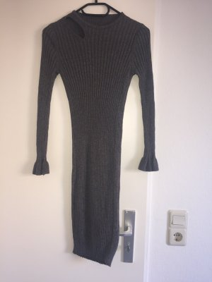 Sweater Dress grey-anthracite