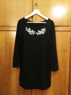 Imaginary Voyage Jersey Dress black-anthracite