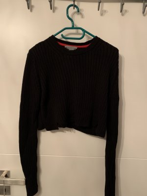 Liebeskind Coarse Knitted Sweater black