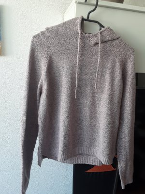 Blind Date Coarse Knitted Sweater rose-gold-coloured