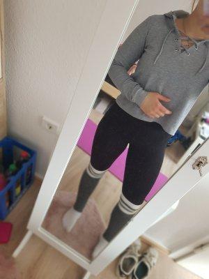FB Sister Capuchon sweater grijs
