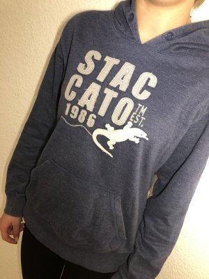Staccato Hooded Sweater multicolored