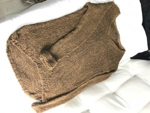 Campus by Marc O'Polo Long Sweater brown