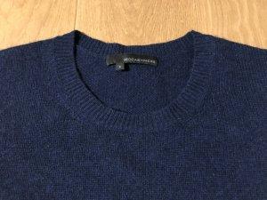 Pullover 100% Cashmere blau, S, 360Grad Cashmere
