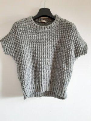 Everis Jersey de manga corta gris
