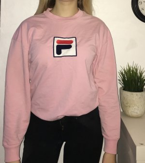 Fila Sweater lichtroze