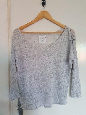 H&M L.O.G.G. Sweater wit-grijs