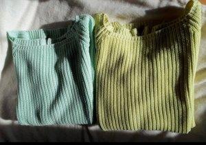 Esmara Sweater gold-colored-sage green