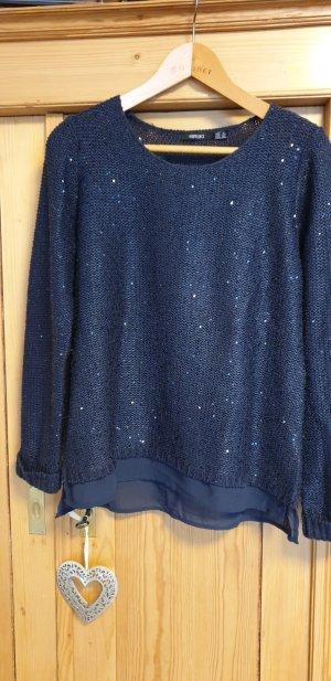 Esmara Sweater dark blue
