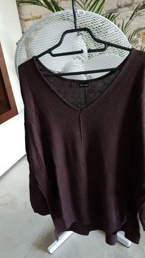Bodyflirt Sweater grijs-donkerbruin
