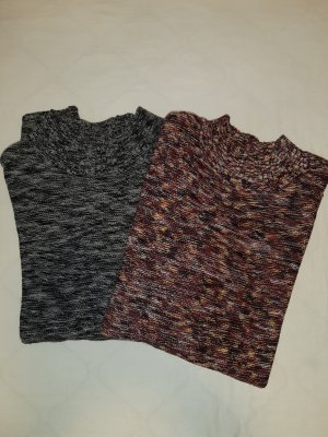 b.p.c. Bonprix Collection Knitted Sweater multicolored