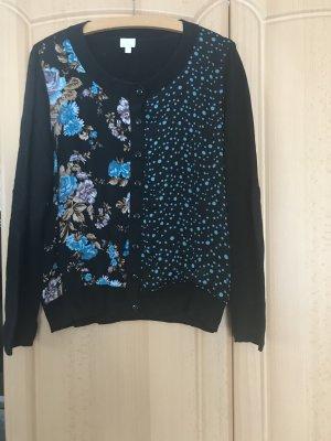 Alba Moda Veste chemise noir