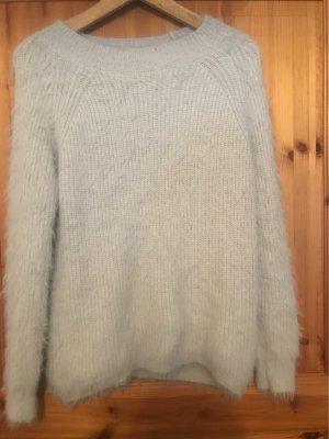 Fleece Jumper light grey