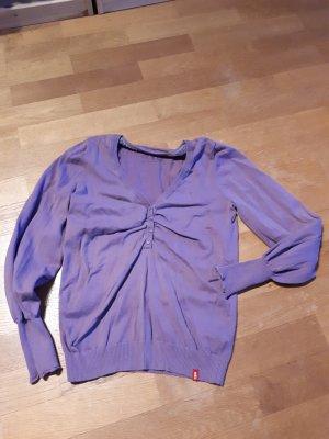 edc by Esprit Jersey violeta grisáceo