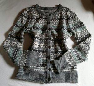 Atmosphere Wool Sweater multicolored wool