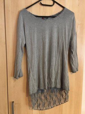 Street One Camisa tejida gris claro