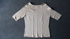 Fabiana Filippi Sweater met korte mouwen veelkleurig Katoen