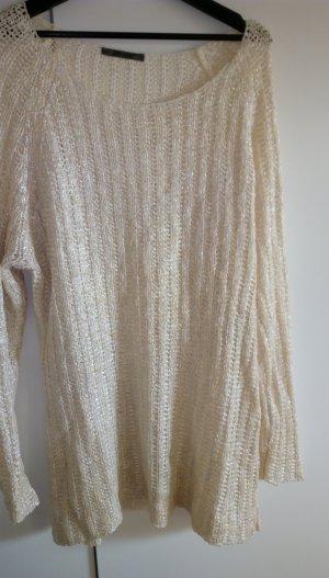 Jean Paul Berlin Sweater Dress cream