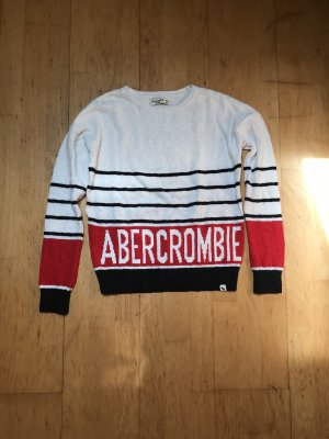 Abercrombie & Fitch Crewneck Sweater multicolored